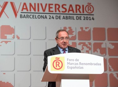 15th Anniversary of the Leading Brands of Spain Forum