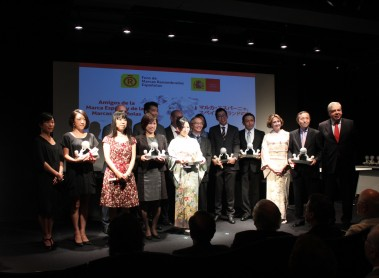 Friends of the Spain Brand and of Spanish brands in Japan