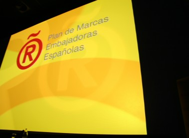 Presentation of the Spanish Ambassador Brand Plan