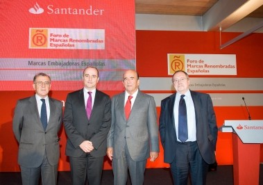 Presentation of the Ambassador Brand and Image of Spain Plan