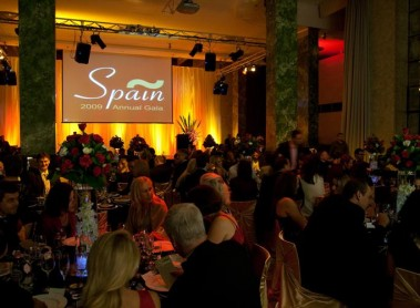 AMRE assists in the gala of the Spanish Chamber of Commerce in Australia