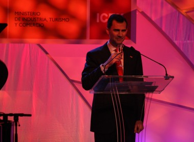 Leading Spanish Brands Dinner in the United States