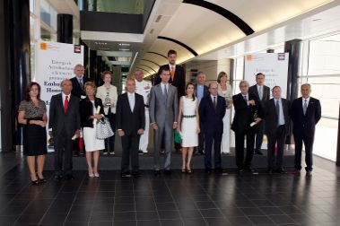 Accreditation Ceremony for the III Edition of the Spain Brand Honorary Ambassadors