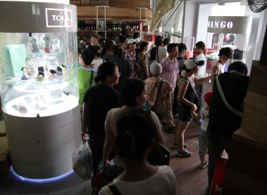 More than 1,200,000 people have already visited the Spain Brands showroom and shop in the Spanish Pavilion