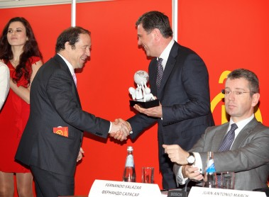 Friends of the Spain Brand and the spanish brands in Russia