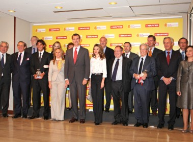 For the fourth time the Leading Brands of Spain Forum has appointed the Spain Brand Honorary Ambassadors