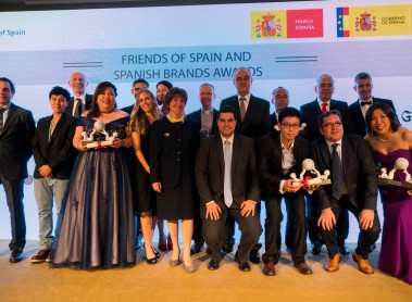 Friends of the Spain Brand and of Spanish brands in Hong Kong