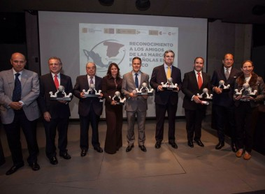 Recognition of the Friends of Spanish brands in Mexico