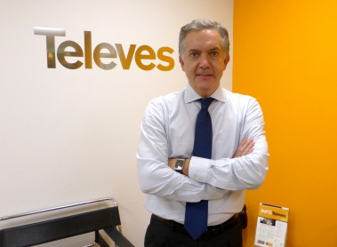 Interview with Jorge Lorenzo, Secretary General of the Televés Corporation