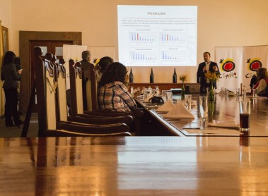 Presentation of the first prototype for international wine tourism in Querétaro