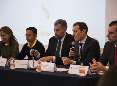 'Cooperation, a key element infor Brand Spain : the case of the Real Madrid Foundation'