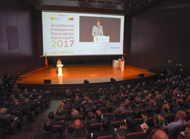 VII edition of the Spain Brand Honorary Ambassadors
