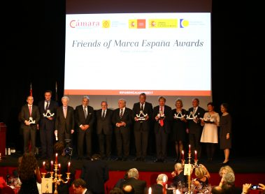 Recognition of the Friends of the Spain Brand and of Spanish Brands in Belgium