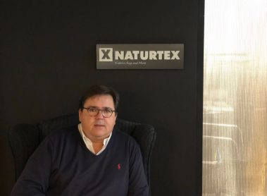 Interview with Cayetano Belso, general manager of Naturtex