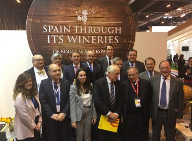 Presentation of Spain Through its Wineries at Fitur